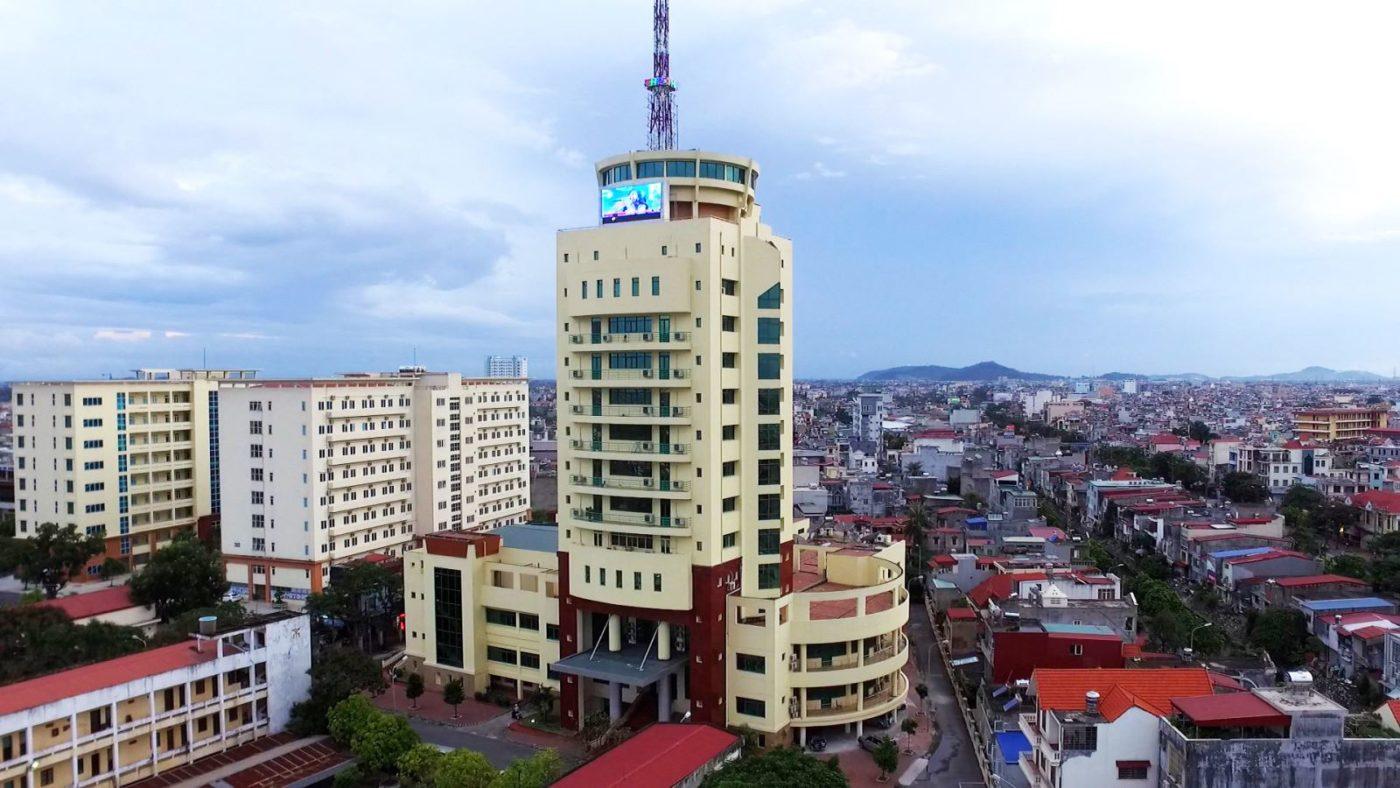 Dự án thang máy Bưu điện tỉnh Hải Dương